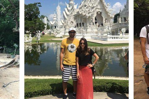 Lua de mel na Tailândia, Camboja e Vietnã l Isabela e Vinícius