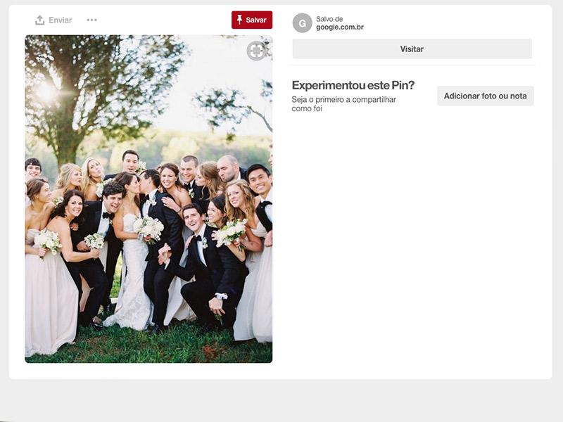 Pinterest como pinar uma imagem