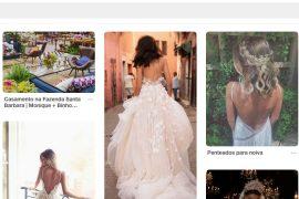 Pinterest como usar para guardar imagens
