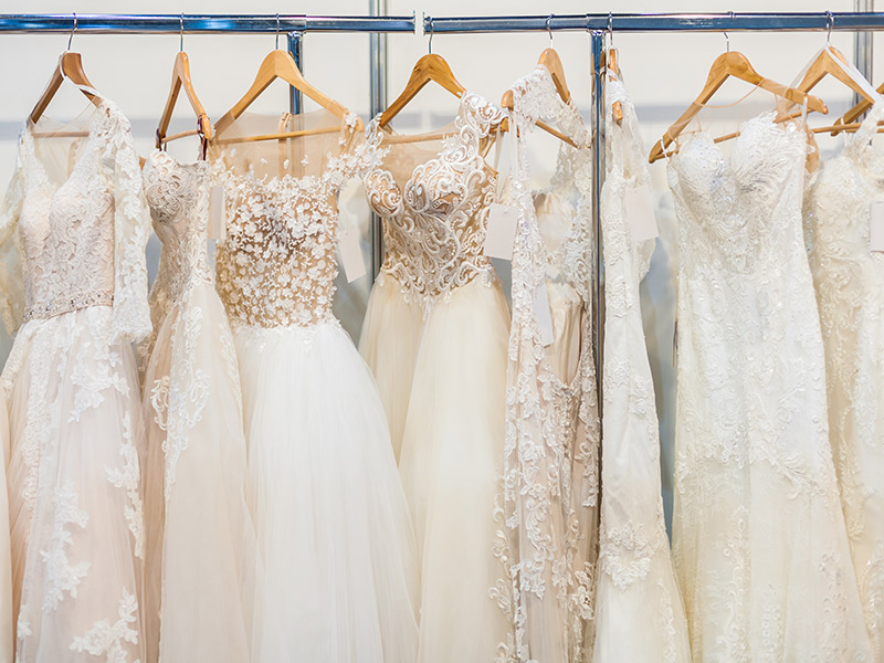 Vestido de noiva quanto tempo para se organizar
