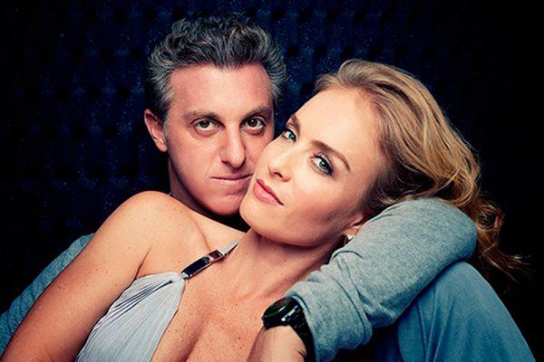 casal famoso Angélica e Luciano Huck