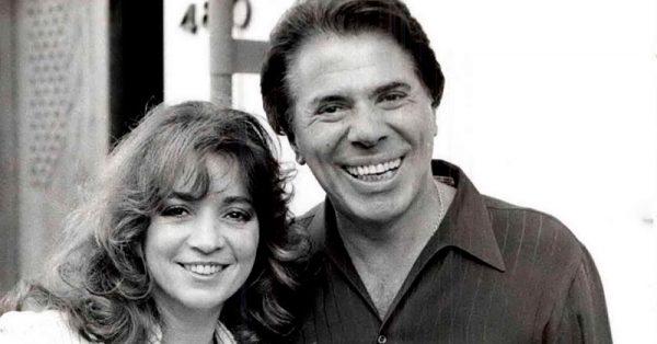 casal famoso Silvio Santos, casado há anos