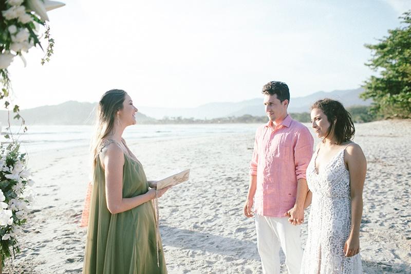 Elopement wedding na Barra do Una