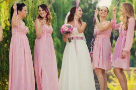 madrinhas-vestidas-de-rosa