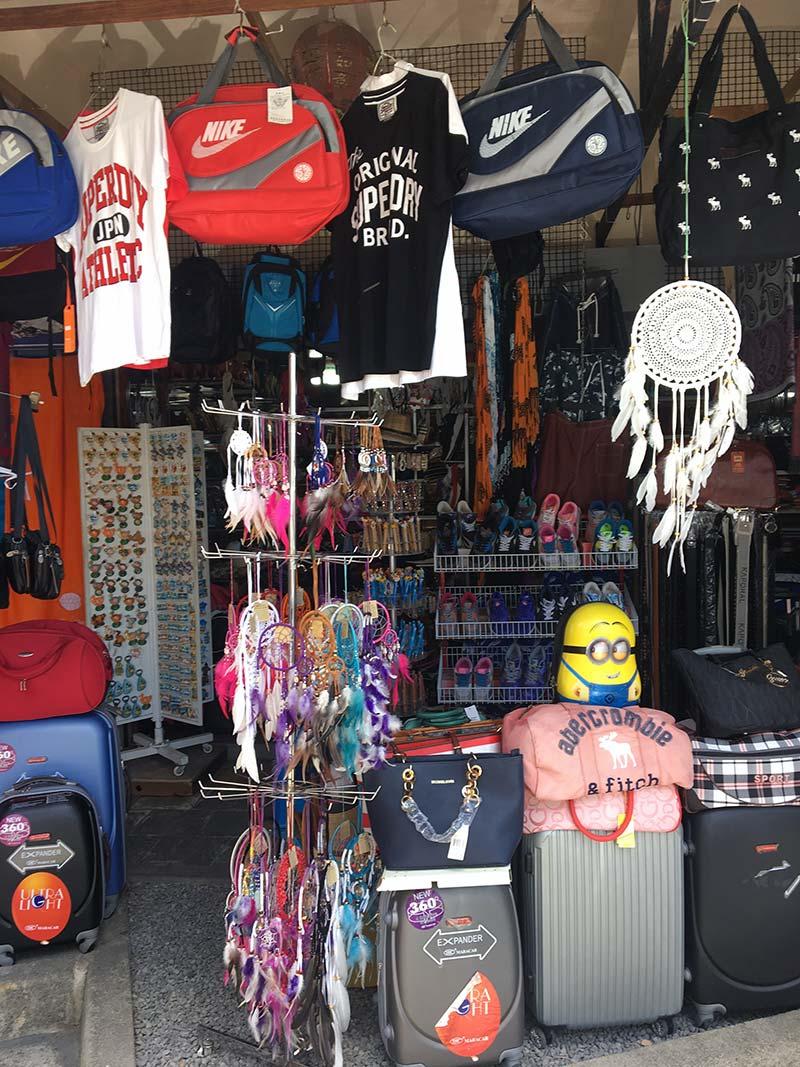 feira de rua nas ilhas maurício