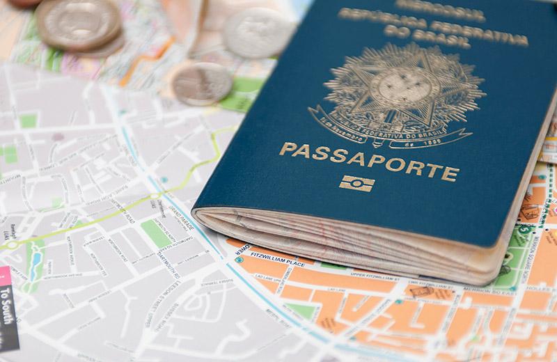passaporte e vacinas para ir à Mauritius
