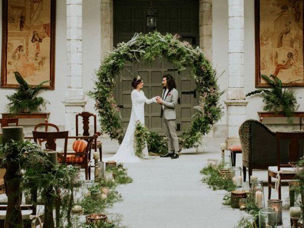 Backdrop de casamento decoração para cerimônia