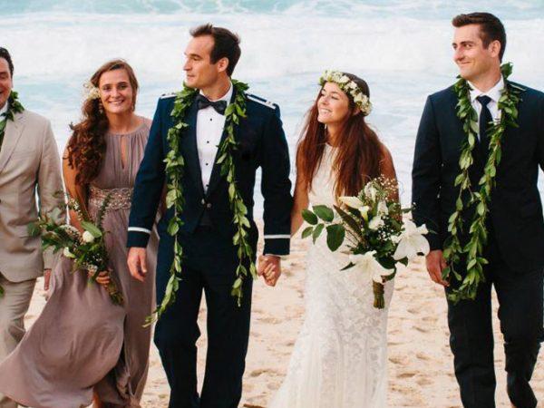 Casamento na praia como se vestir padrinhos e convidados