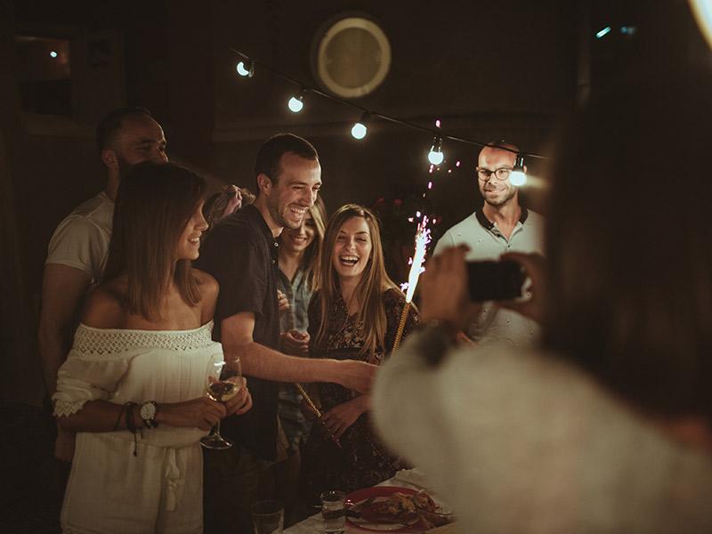 Como organizar o noivado simples em um brunch