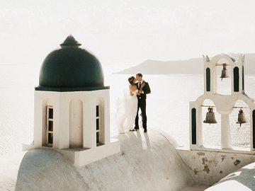Elopement weddind casamento na Grécia