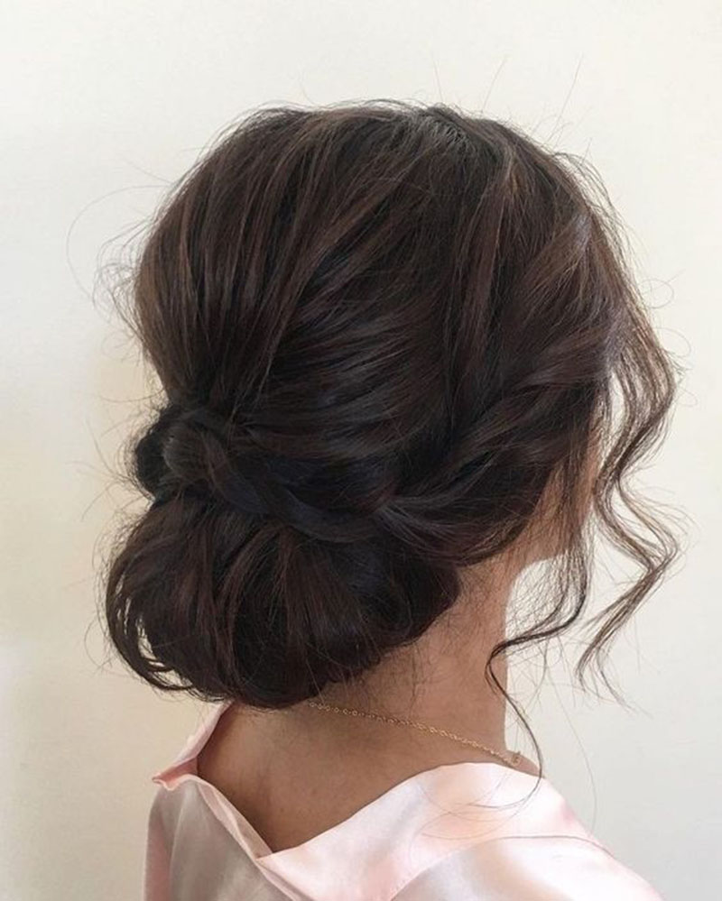 Loose Beachy Effortless Bridal Hair Bridal Hair: 30 Super Penteados Para Mãe De Noiva