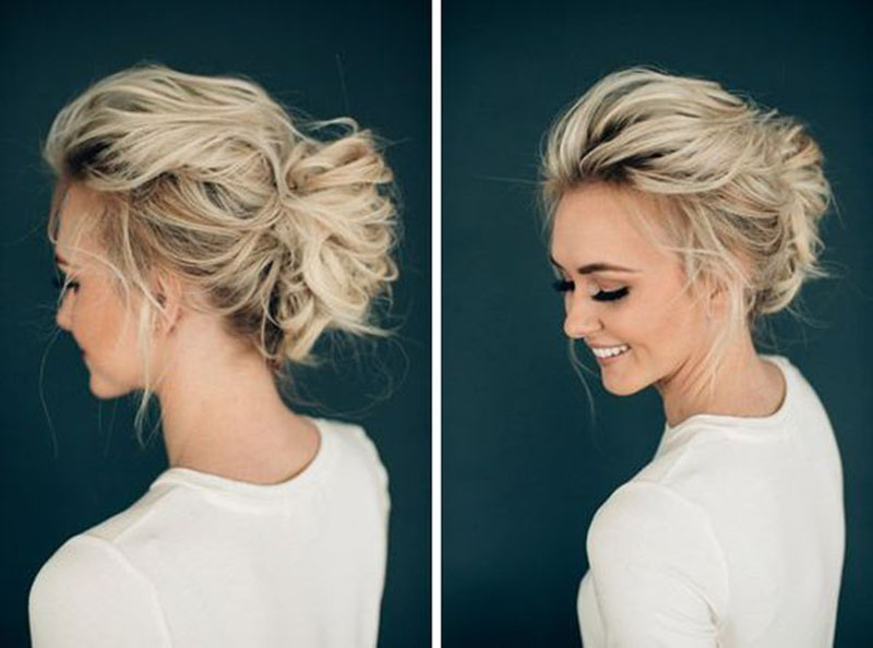 50 Dreamy Wedding Hairstyles For Long Hair: 30 Super Penteados Para Mãe De Noiva