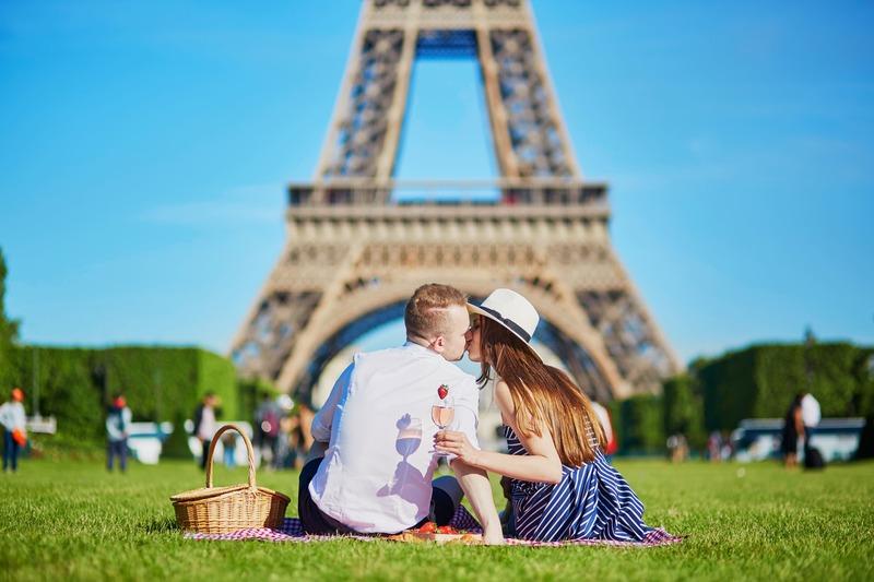 casal em Paris