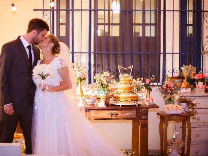 Decoração Simples De Mesa De Casamento