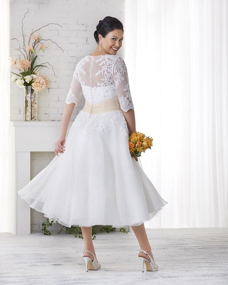 d416db790a 30 inspirações de vestido de noiva curto