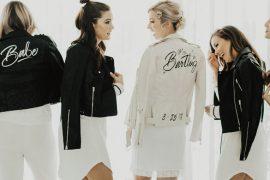 Jaquetas personalizadas para usar no casamento