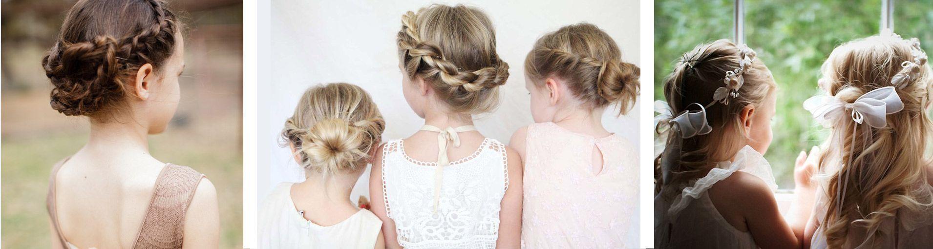 O Penteado Para Daminha De Casamento Ideal Para Cada Idade