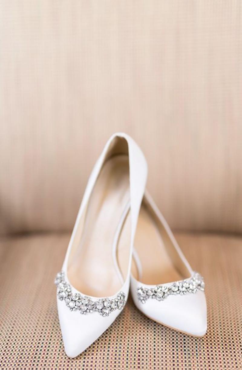8295cbe47e2 Sapatilha de noiva