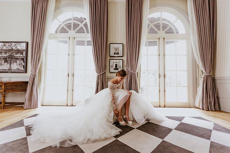 3fbd211df Vestidos de noiva → Tendências 2019 VEJA FOTOS
