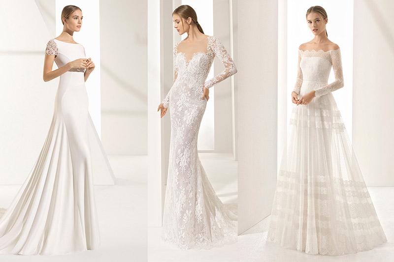 9d5a6d1f8f904 Vestidos de noiva → Tendências 2019 VEJA FOTOS