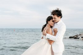 Elopement Wedding em praias brasileiras