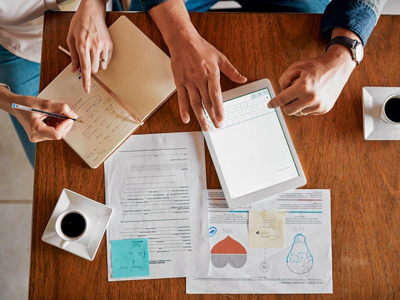 como planejar os gastos do casamento