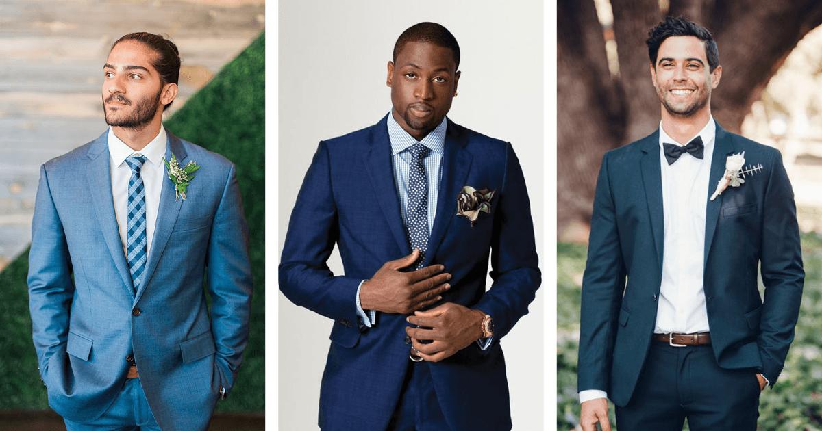 Opções de trajes para noivos além do smoking para casamento 15c0b8d4667