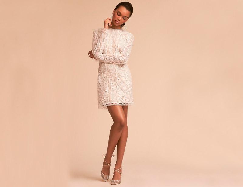 d4ccfe2f5 Vestido de noiva curto modelos para se inspirar