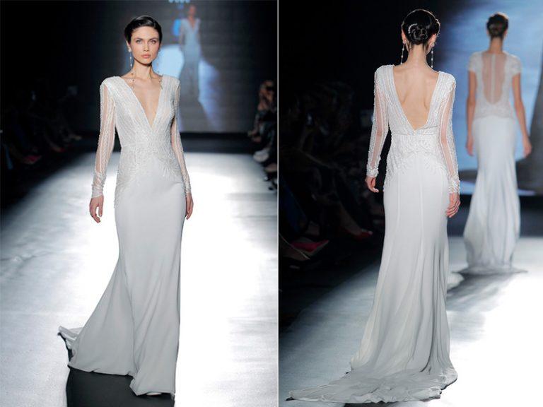 7836183a7 Vestido de noiva com manga: escolha o modelo ideal
