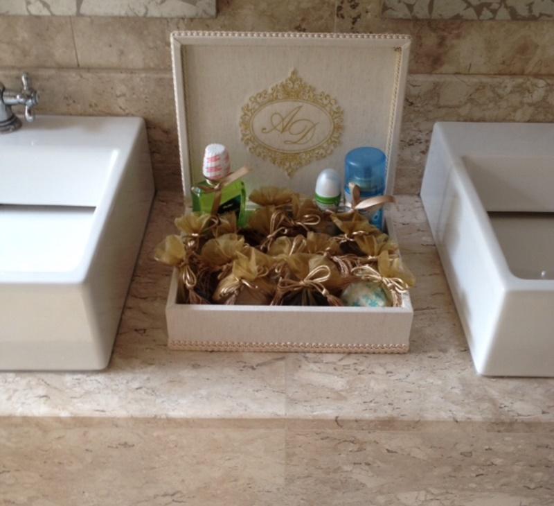 Molde Kit Banheiro Casamento Como Fazer : Kit banheiro para casamento saiba como montar um