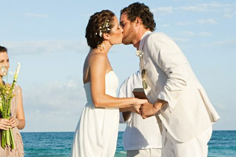 Quanto custa um casamento na praia?