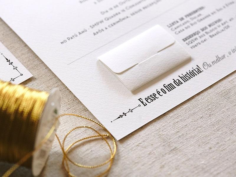 2eb38dfb2 Convite individual para casamento