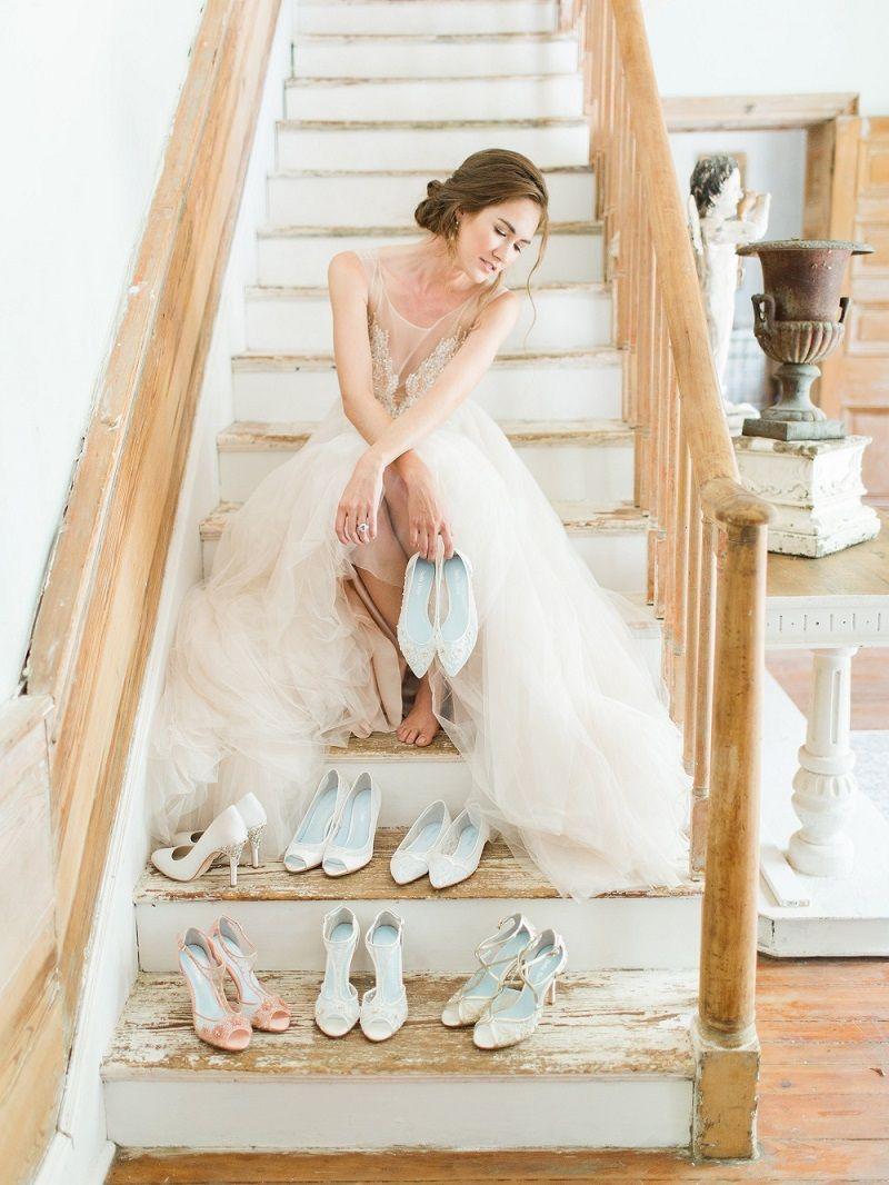 1998bce3d 5 erros comuns na hora de escolher o sapato de noiva
