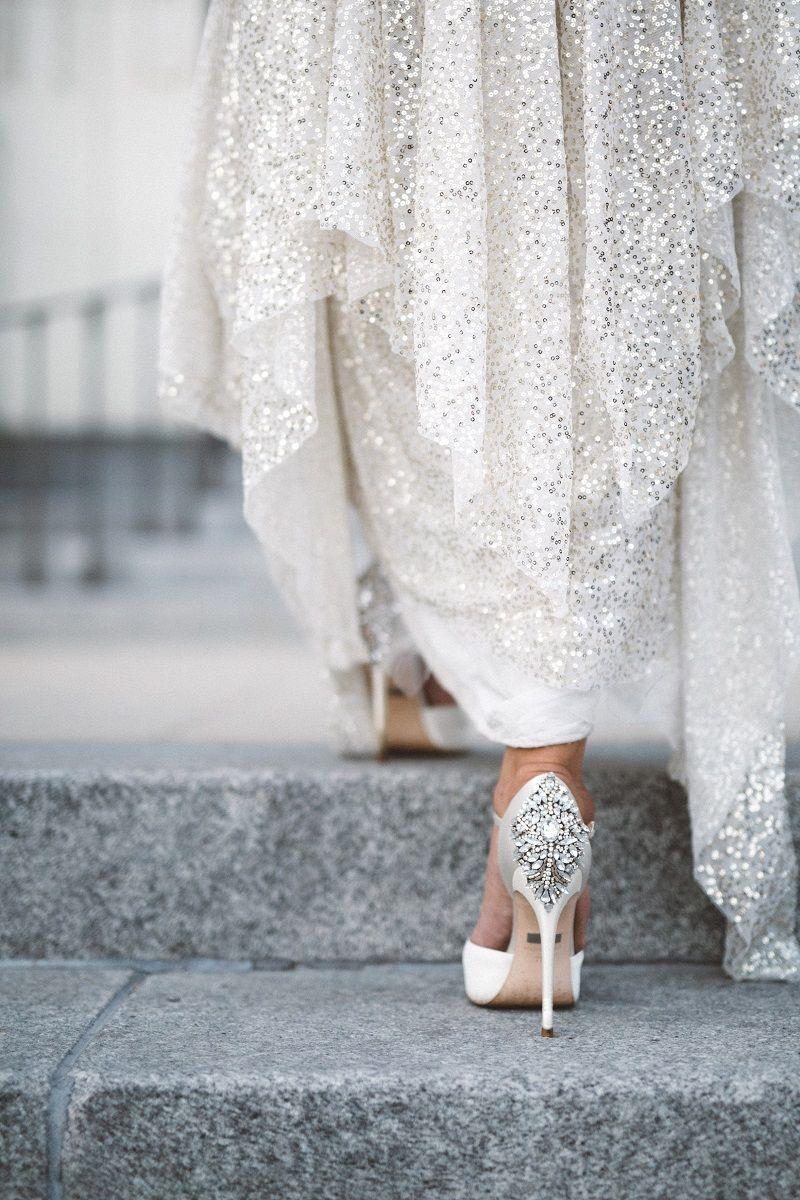 292a1b550d 5 erros comuns na hora de escolher o sapato de noiva