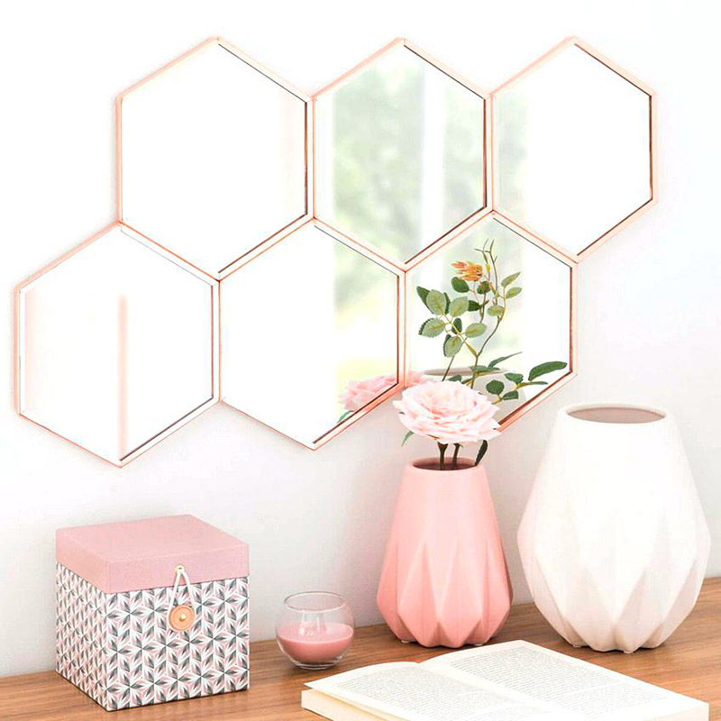 Como usar o Rose Gold para decorar quarto