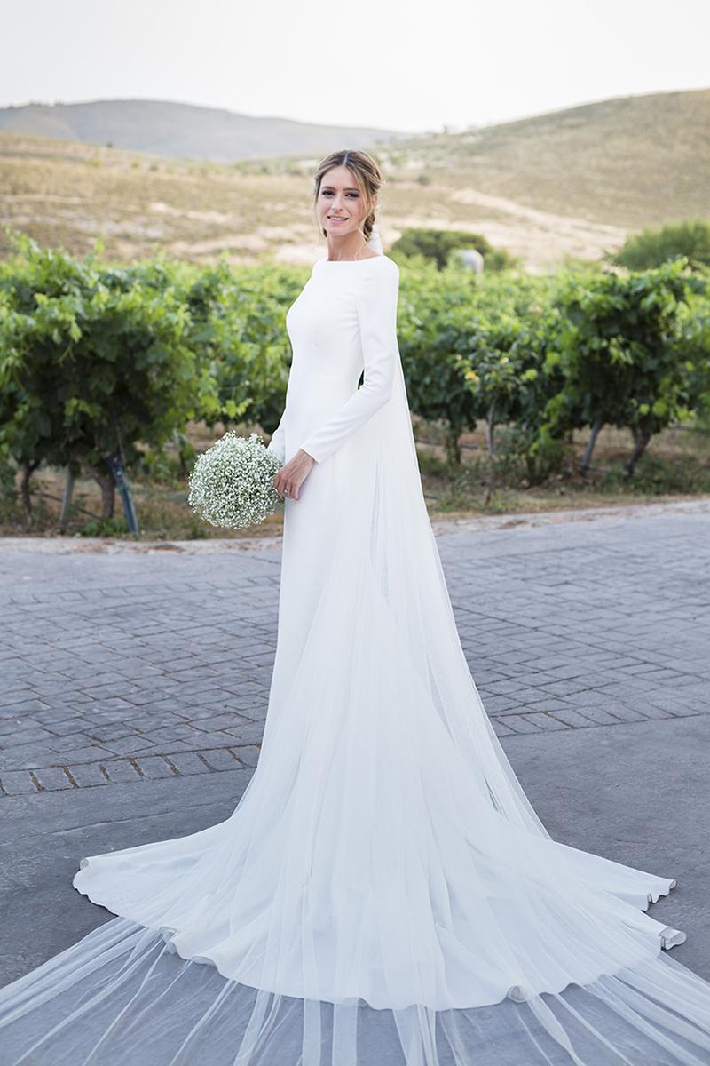 6b2637faa3 Vestido de noiva com manga  escolha o modelo ideal