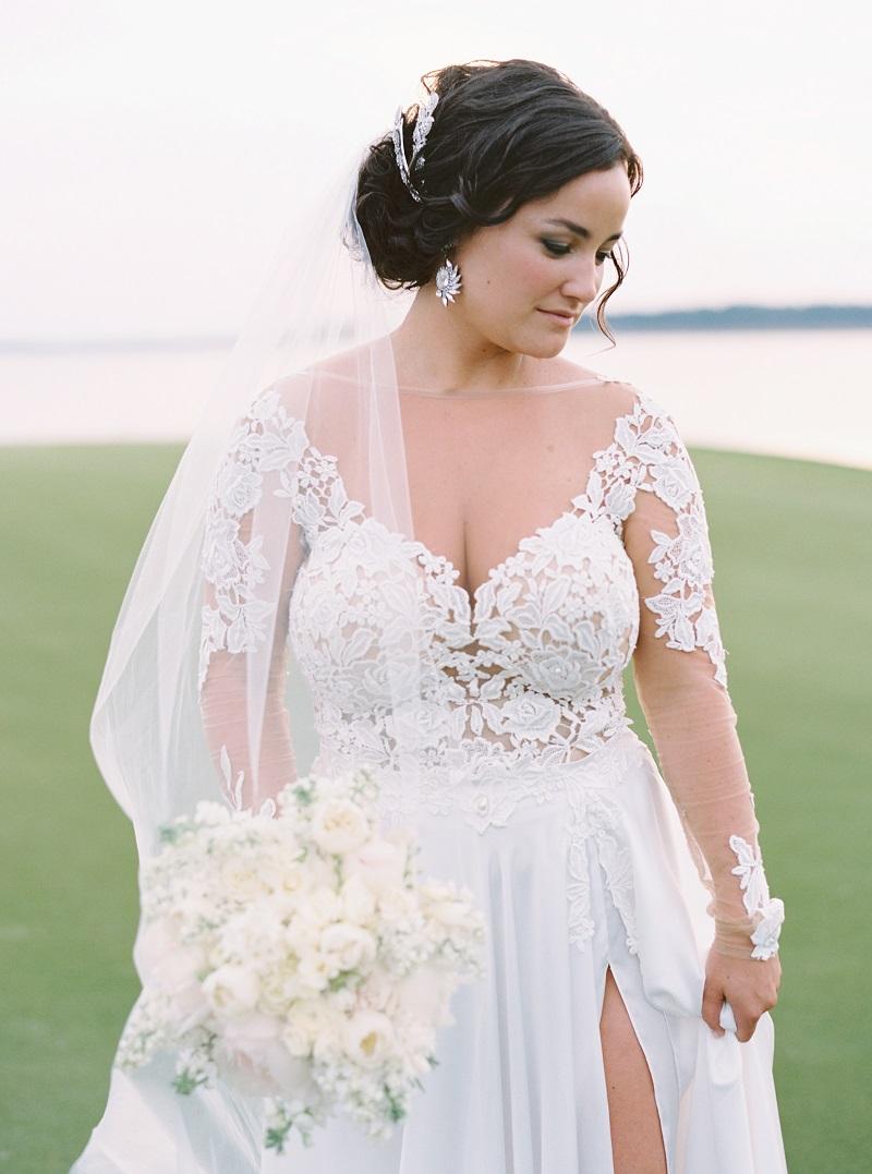 74cc1f73f1de Vestido de noiva plus size | Tecidos, modelos e cuidados
