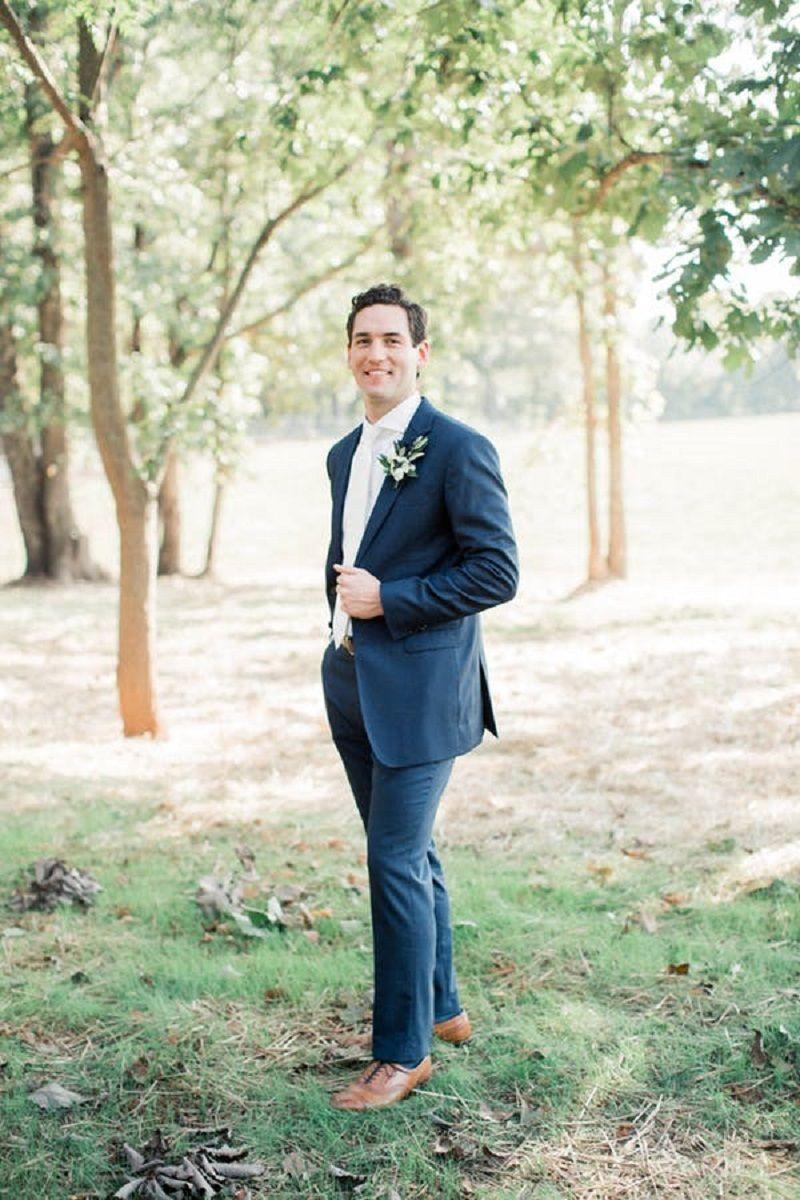 Guia completo da roupa de noivo para casamento no campo 879a2508309