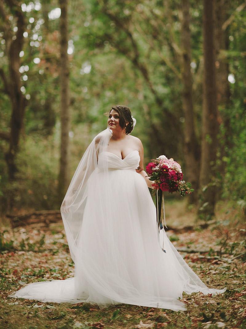 1314bc2f8 Vestido de noiva plus size