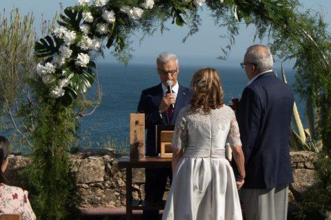 Destination wedding em Portugal: Fátima e Paulo