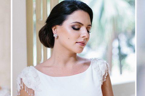 O guia completo da maquiagem para noivas morenas