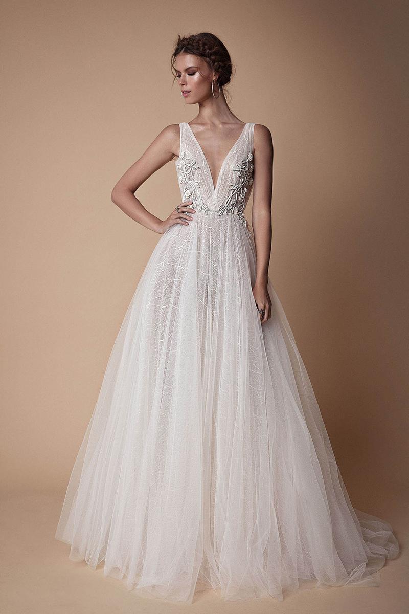 20ff4b675a3 Vestido de noiva com tule