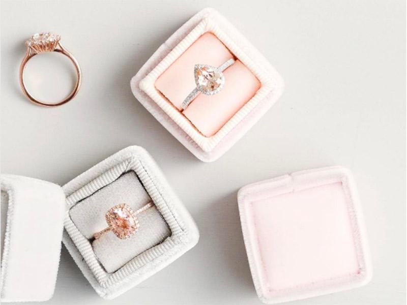 O anel de noivado ideal para cada estilo de noiva 326e80d6872a1