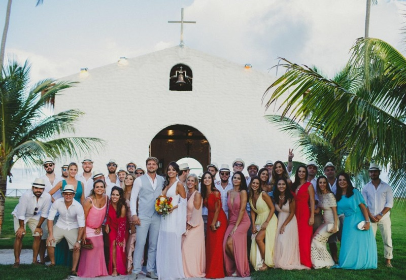 Festa pre wedding