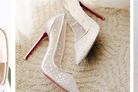 5 erros comuns na hora de escolher o sapato de noiva