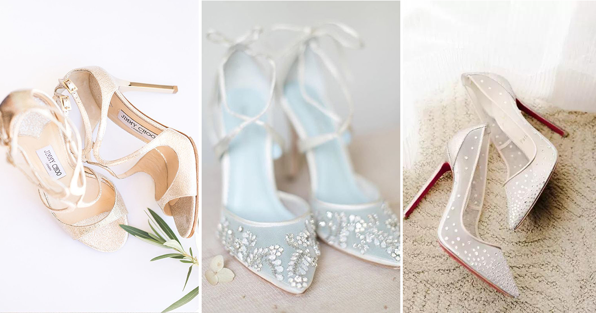 f4a844a1e 5 erros comuns na hora de escolher o sapato de noiva