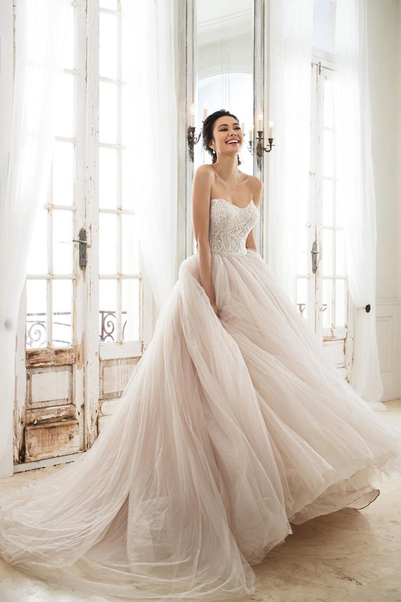 vestidos de noiva princesa
