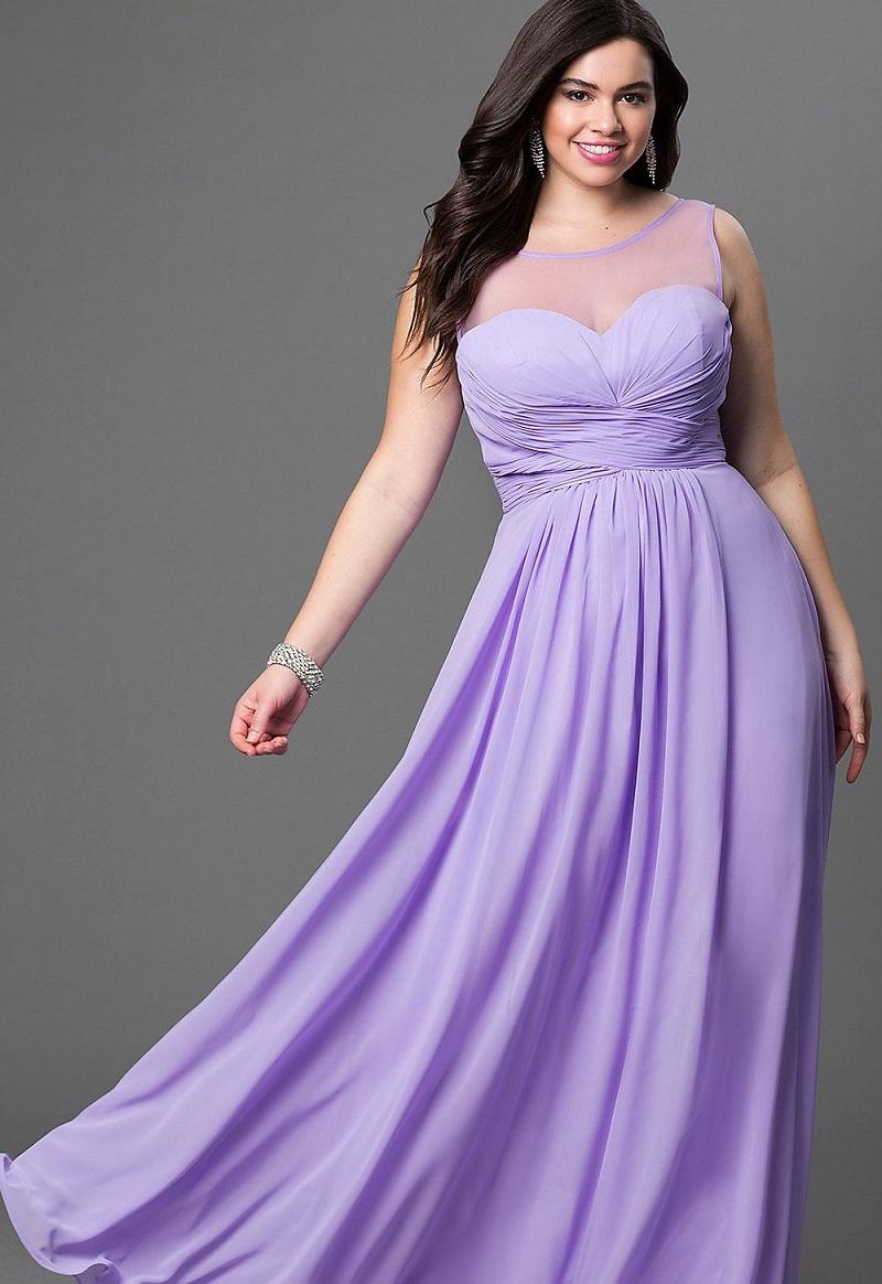 vestidos-de-festa-longo-lilás-para-madrinha