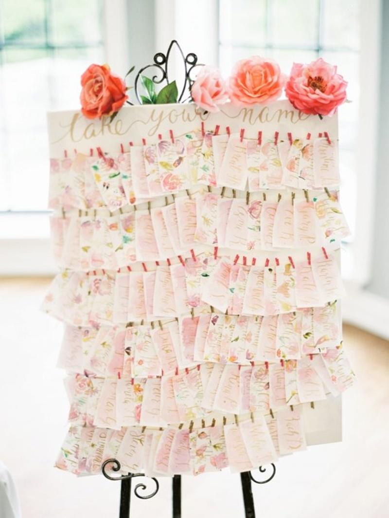 paleta cores casamento primavera