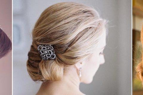 Penteados para casamento para cabelo curto | 5 acessórios para usar